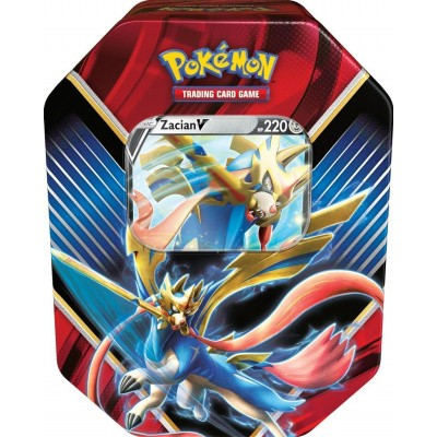 TCG Pokémon Legends Of Galar Tin - Zacian V POKEMON