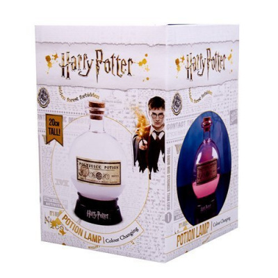 Harry Potter - Large Colour Changing Polyjuice Potion Mood Lamp MERCHANDISE