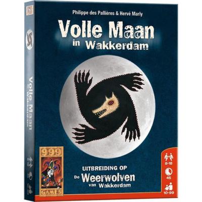 Weerwolven Uitbreiding - Volle Maan in Wakkerdam BORDSPELLEN