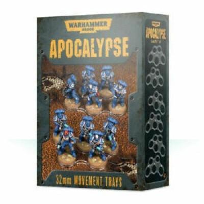 Apocalypse 32mm Movement Trays Warhammer 40k
