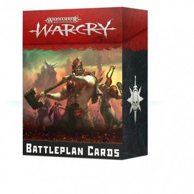 Foto van WARCRY Battleplan Cards WARHAMMER AGE OF SIGMAR