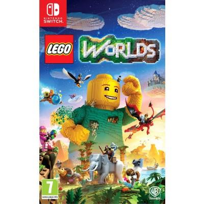 Foto van Lego Worlds