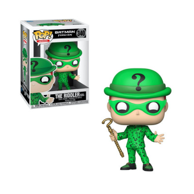 Foto van Pop! Heroes: Batman Forever - The Riddler FUNKO