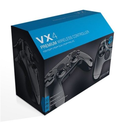 Foto van Gioteck VX4 Premium Wireless Controller PS4