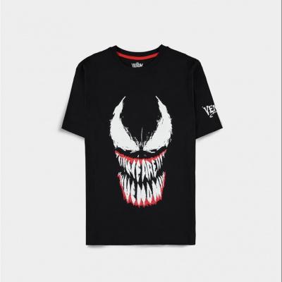 Foto van Marvel - Venom Men's Short Sleeved T-shirt - L