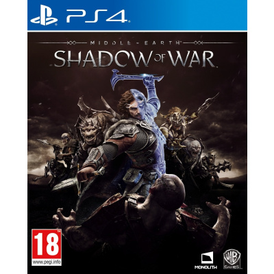 Middle-Earth Shadow Of War PS4