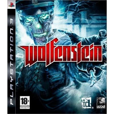 Wolfenstein PS3