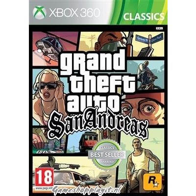 Foto van Grand Theft Auto San Andreas