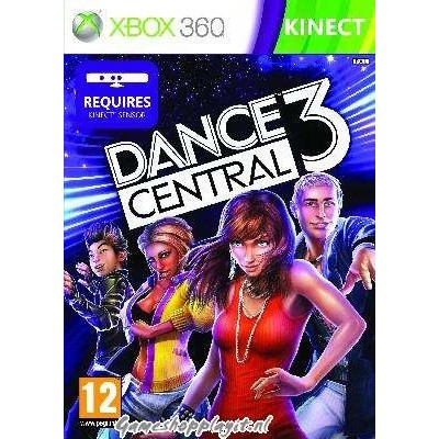Kinect Dance Central 3 XBOX 360