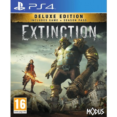 Extinction (Deluxe Edition) PS4