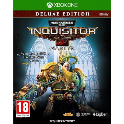 Warhammer 40.000: Inquisitor Martyr Deluxe Edition XBOX ONE