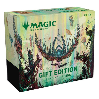Foto van TCG Magic The Gathering Zendikar Rising Gift Edition MAGIC THE GATHERING