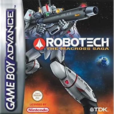 Foto van Robotech GBA