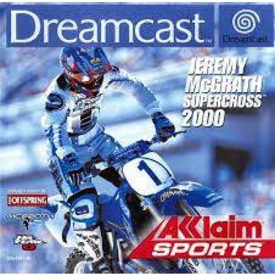 Foto van Jeremy Mcgrath Supercross 2000 SEGA DREAMCAST