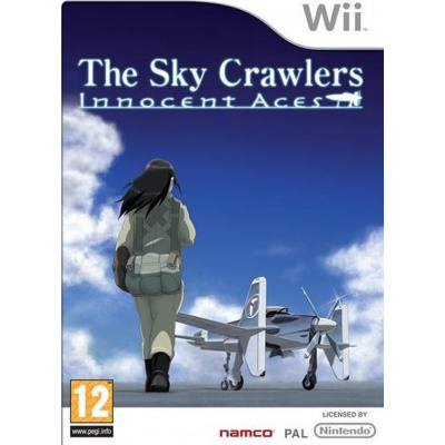 The Sky Crawlers Innocent Aces WII