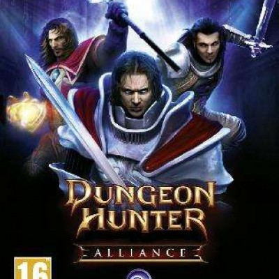 Foto van Dungeon Hunter Alliance PSVITA