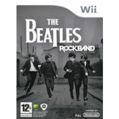 The Beatles Rock Band (Game Only) WII