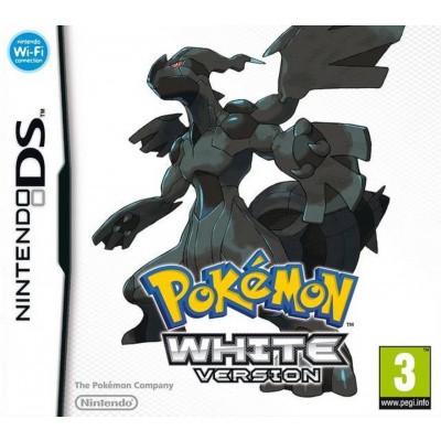 Pokemon White Version NDS
