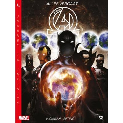 Marvel Avengers Journey to Infinity 1 (NL-editie) COMICS