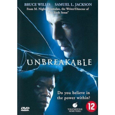 Foto van Unbreakable DVD MOVIE
