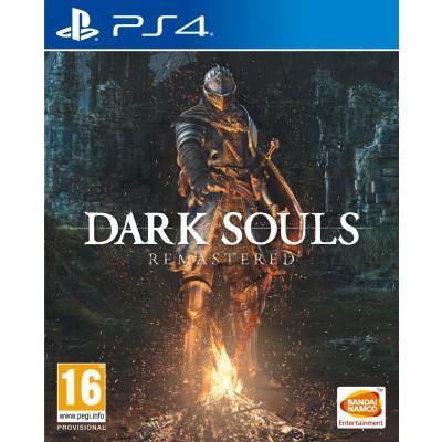 Foto van Dark Souls: Remastered PS4