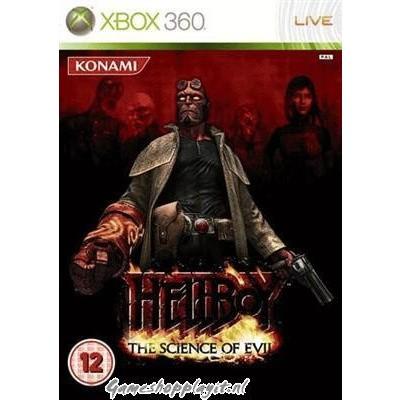 Hellboy XBOX 360
