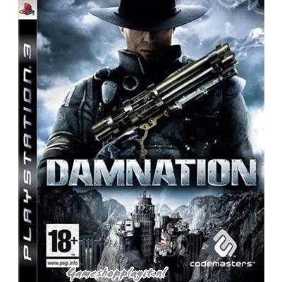 Damnation PS3