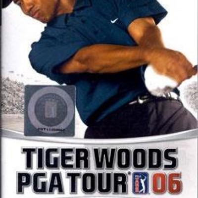 Tiger Woods Pga Tour 06 PSP