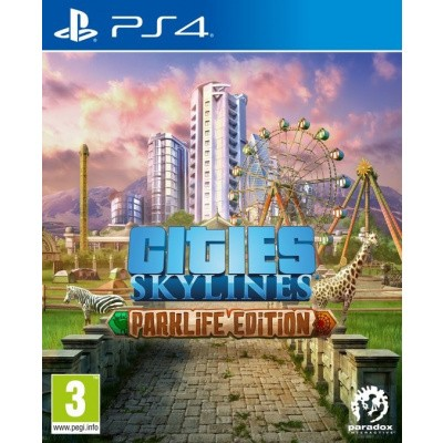 Foto van Cities Skylines - Parklife Edition PS4