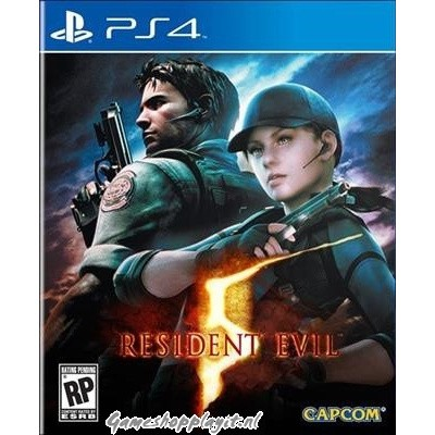 Foto van Resident Evil 5 PS4
