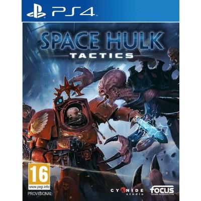 Space Hulk: Tactics PS4