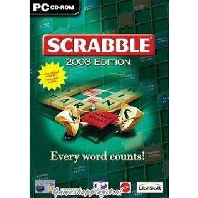 Scrabble 2003 Edition PC