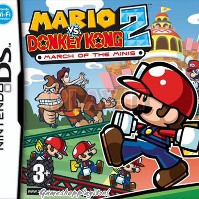 Foto van Mario Vs Donkey Kong 2 NDS