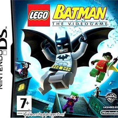 Lego Batman The Video Game NDS
