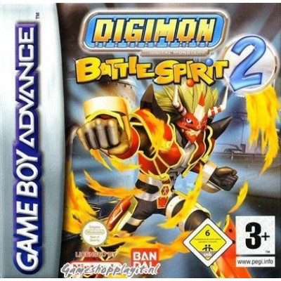 Foto van Digimon Battle Spirit 2 GBA