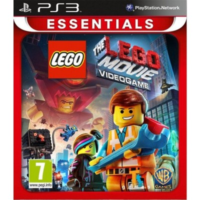 Foto van Lego Movie The Videogame (Essentials) PS3