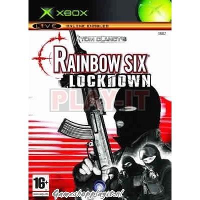 Foto van Tom Clancy's Rainbow Six Lockdown XBOX