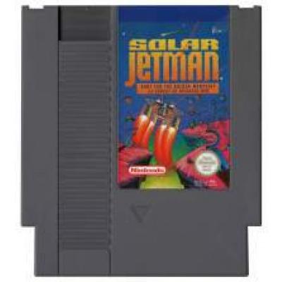 Foto van Solar Jetman (Losse Cassette) NES