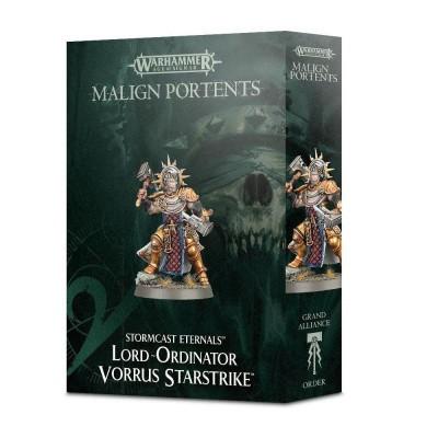 Stormcast Eternals Lord-Ordinator Vorrus Starstrike WARHAMMER AOS
