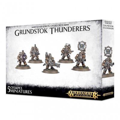 Foto van Grundstok Thunderers Warhammer Age Of Sigmar