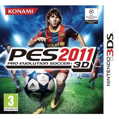 Foto van Pes 2011 3D 3DS