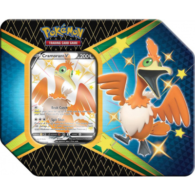 TCG Pokémon Shining Fates Tin - Cramorant V POKEMON