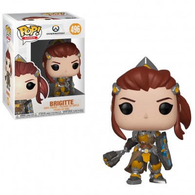 Foto van Pop! Games: Overwatch - Brigitte FUNKO