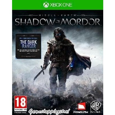 Middle Earth Shadow Of Mordor XBOX ONE