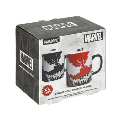 Marvel - Venom Heat Change XL Mug MERCHANDISE