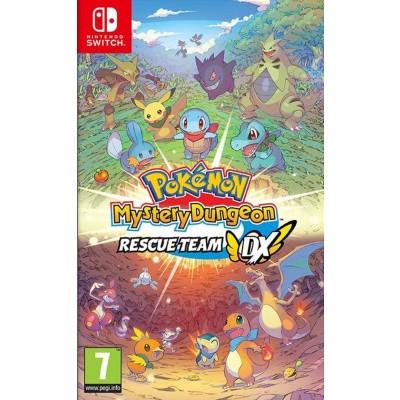 Foto van Pokemon Mystery Dungeon: Rescue Team DX SWITCH