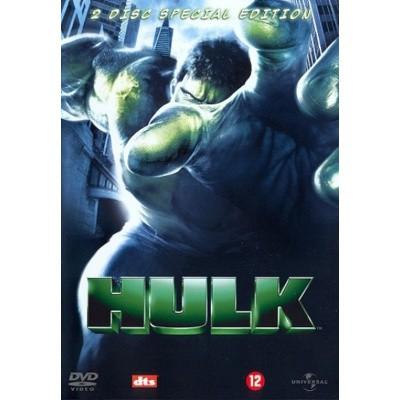 Foto van The Hulk 2 Disc Special Edition (2Dvd) DVD MOVIE