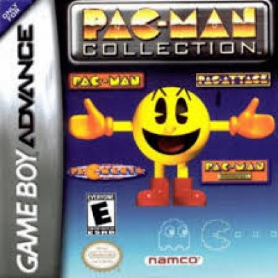 Foto van Pac-Man Collection GBA