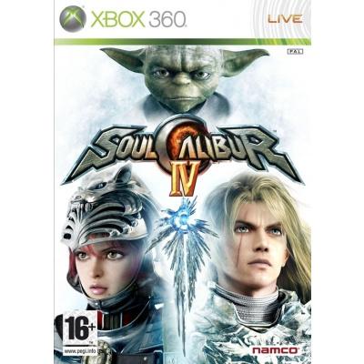 Soul Calibur IV XBOX 360