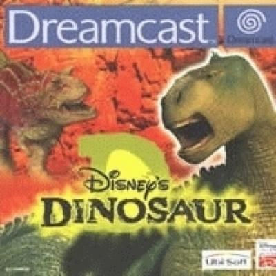 Foto van Disney's Dinosaur SEGA DREAMCAST